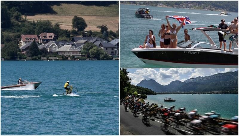 Tour de France, la maglia gialla divide...le acque