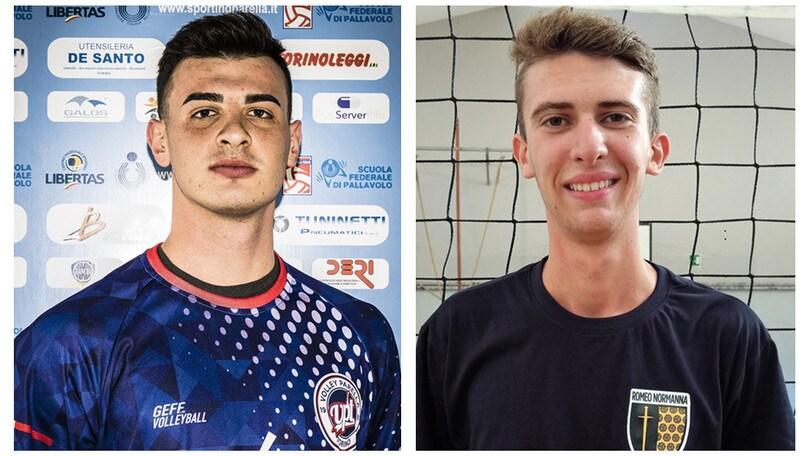 Volley: A2 Maschile, Sorrenti e Berardi, due giovani nel roster di Ortona