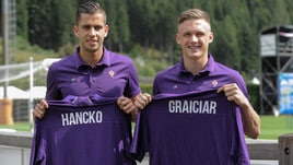 Calciomercato Fiorentina, Hancko: «Mi manda Skriniar». Graiciar: «Idolo Lewandowski»