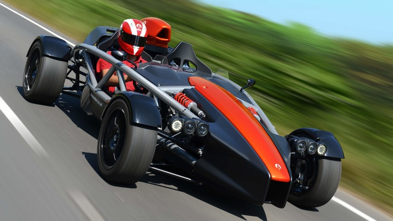 Ariel Atom 4, incredibile ma auto