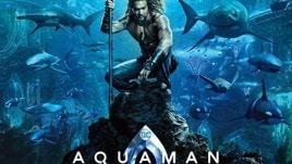 Aquaman: Jason Momoa nel primo poster ufficiale