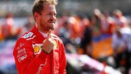 F1 Ferrari, Vettel: «Hockenheim è la mia gara di casa»