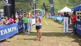 BUT Formazza,Montani-Canepa la coppia vincente a 3000 metri
