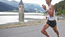 La carica dei 4.000 al Giro del lago di Resia