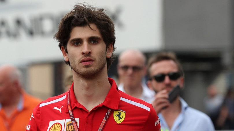 F1, Giovinazzi pilota Alfa Sauber per il 2019
