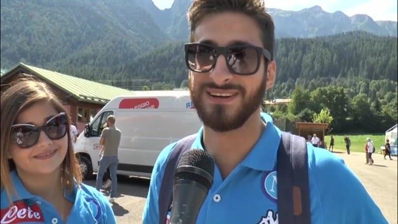 Napoli, tifosi divisi tra Benzema e Di Maria