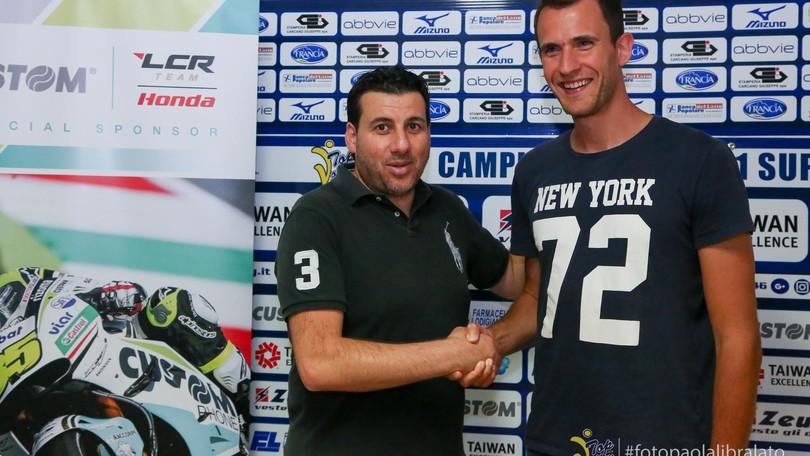 Volley: Superlega, Rocco Barone è il nuovo centrale di Latina