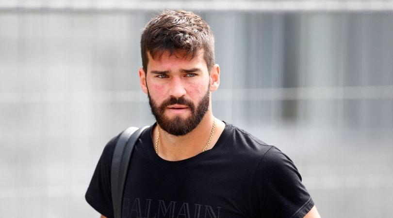 Roma, accordo con l'agente: Alisson andrà al Liverpool