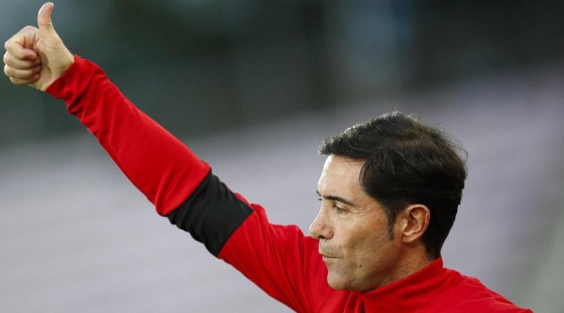 Valencia, Marcelino rinnova fino al 2020