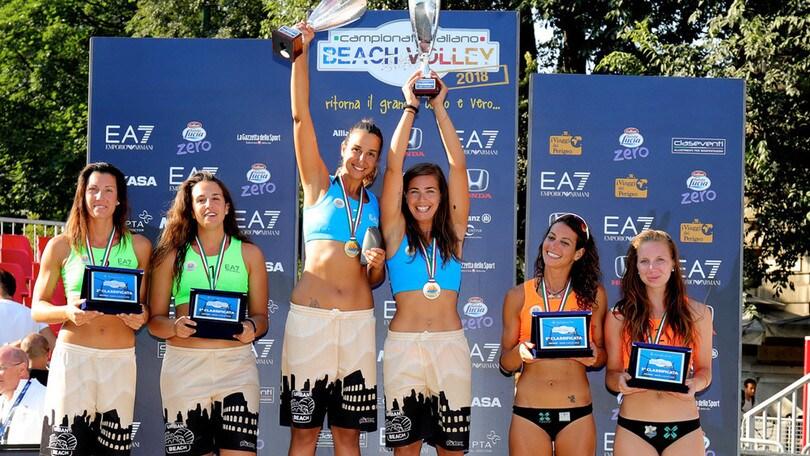 Beach Volley:  il Campionato Italiano fa tappa a Cervia