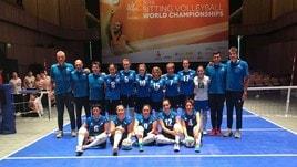 Sitting Volley:  Italia-Olanda domani vale la semifinale Mondiale