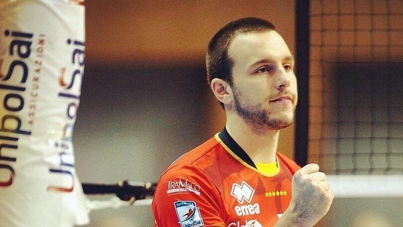 Volley: A2 Maschile, Zappoli, un brasiliano a Roma