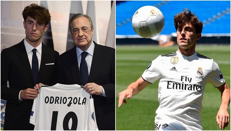 Real Madrid, inizia l'era del dopo Ronaldo: presentato Odriozola