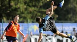 Lazio show nella prima amichevole: 20-0 con l'Auronzo!