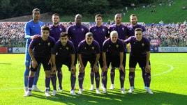 Serie A Fiorentina, vittoria per 2-1 contro il Verona in amichevole