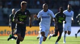 Sion-Inter 2-0: infortunio per Nainggolan