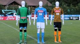 Napoli, ecco la nuova maglia per la stagione 2018/2019