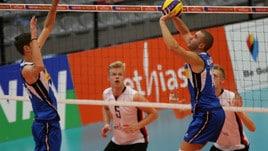 Volley: Europei Under 20, l'Italia battuta dal Belgio, qualificazione a rischio