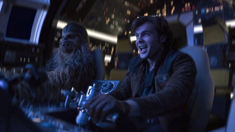 Solo: A Star Wars Story in arrivo in blu-ray e dvd