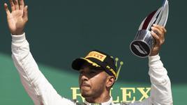 Mercedes-Hamilton insieme fino a 2020