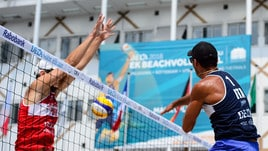 Beach Volley: Europei, eliminati Caminati-Rossi e Giombini-Menegatti