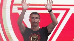 Cristiano Ronaldo in Cina: tifosi impazziti