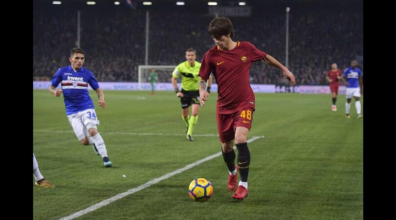 Roma, Antonucci passa in prestito al Pescara