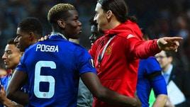 Ibrahimovic: «Pogba può arrivare al di sopra delle stelle»