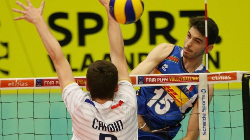 Volley: Europei Under 20, l'Italia fuori dalle semifinali