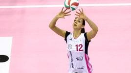 Volley: A1 Femminile, Chiara Scacchetti torna in A1 con il Fenera Chieri '76