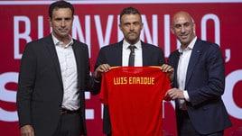 Spagna, presentato il nuovo Ct Luis Enrique
