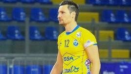Volley: A2 Maschile, Bisci è il libero di Taviano