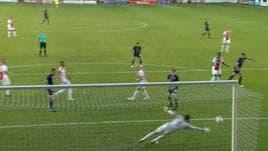 Walsall-Ajax 2-0, gli highlights