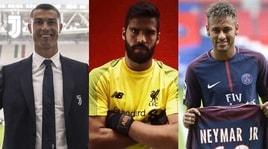 Da Alisson a Neymar, la Top 11 più costosa di sempre