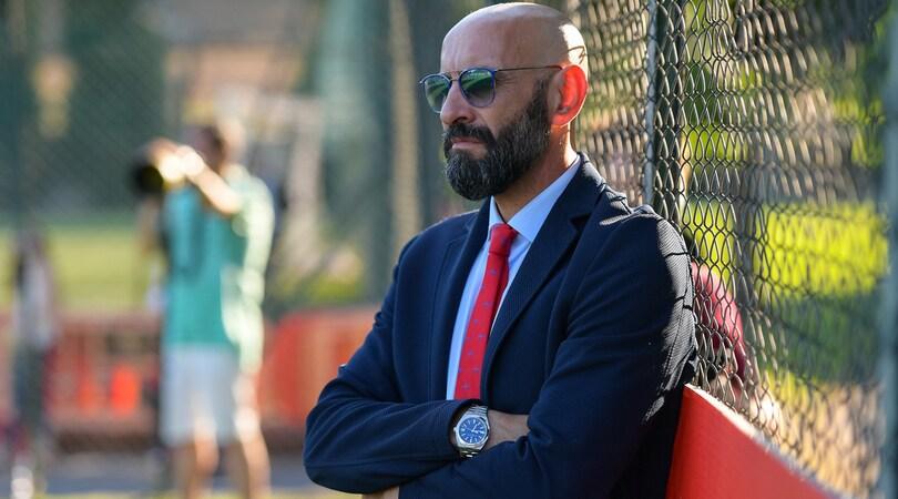 Roma, Monchi spiega il mercato del club: