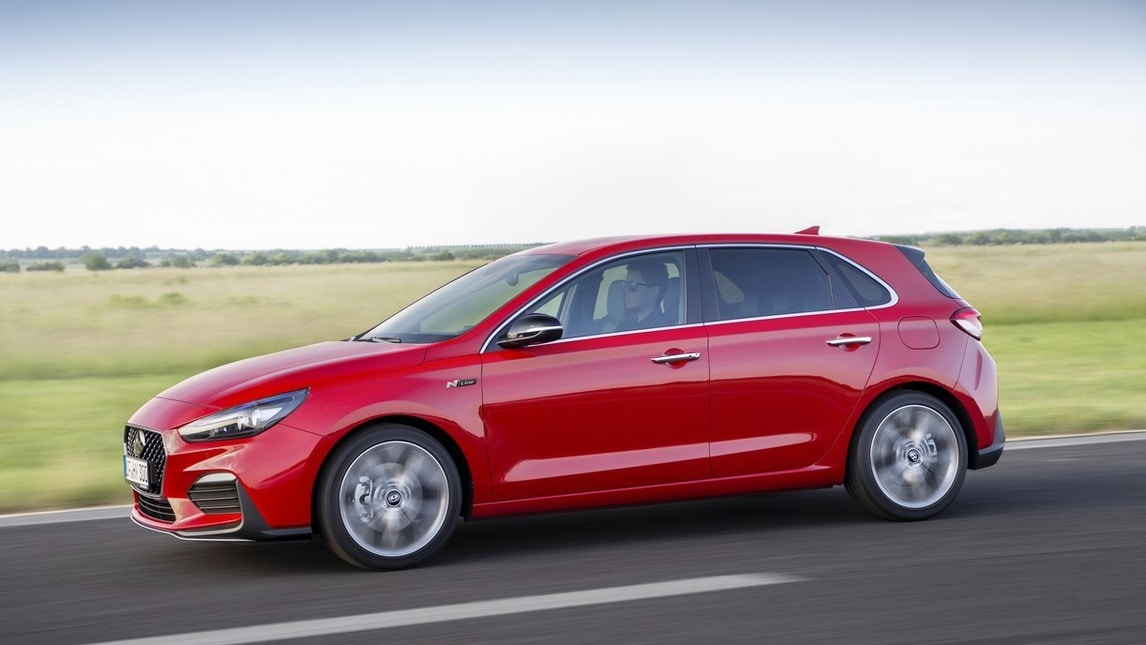 Nuovo allestimento per la berlina 5 porte, ispirato nello stile alla i30 N ma con due motorizzazioni