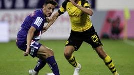ICC, Dortmund favorito con il City