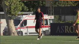 Roma, Dzeko è già in forma campionato