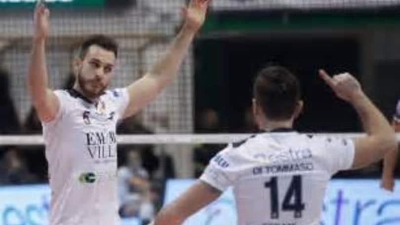 Volley: A2 Maschile, Cesare Gradi giocherà a Catania