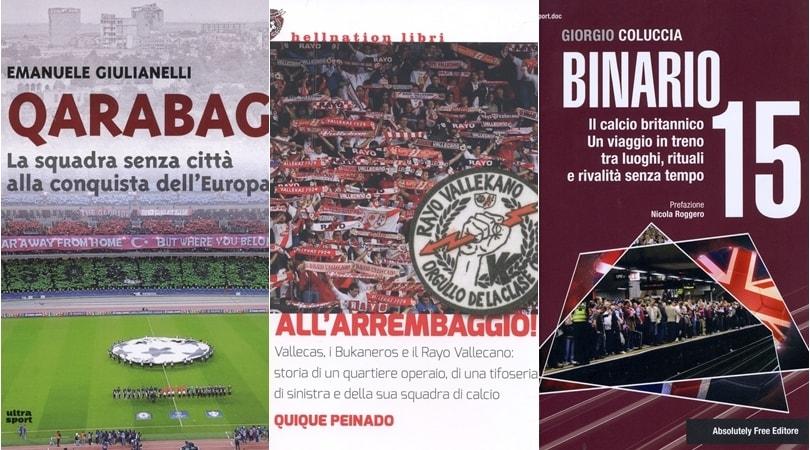 Tre libri sul calcio estero e il razzismo nel pallone