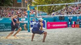 Beach Volley: Europei, abdicano i Campioni, fuori Lupo-Nicolai