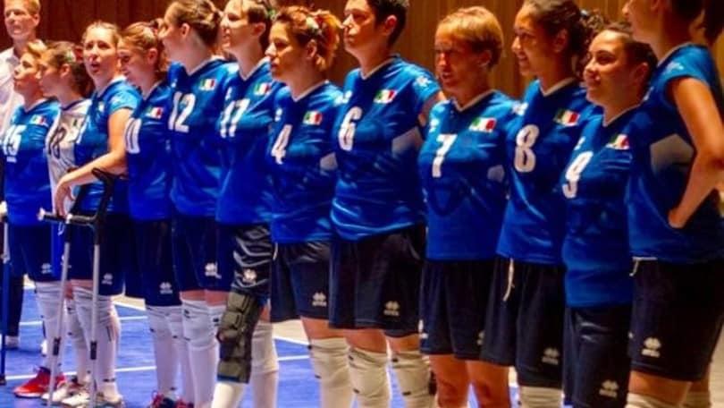 Sitting Volley: il sogno Mondiale si ferma in semifinale