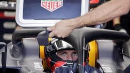 F1 Germania, Verstappen: «Domani in qualifica sarà più difficile»