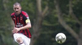 Milan-Bonucci, aria d'addio:«Restare qui? So io quello che devo fare»