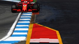 F1, diretta qualifiche Gp Germania ore 15