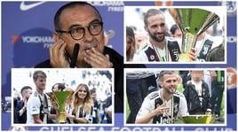 Rugani, Higuain, Pjanic: Sarri, alla Juventus 200 milioni