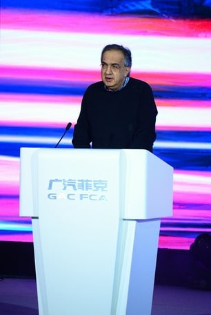 BREAKING NEWS - Sergio Marchionne