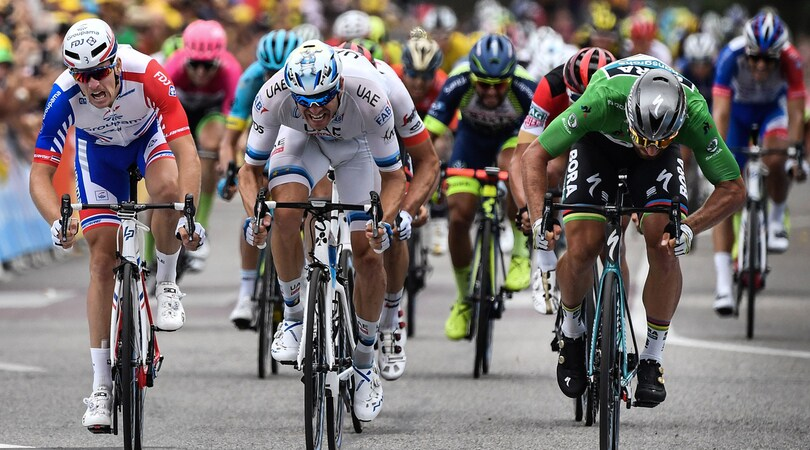 Il santuario di Lourdes accoglie il Tour de France