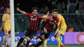 Calciomercato Ascoli, torna Beretta: contratto di tre anni