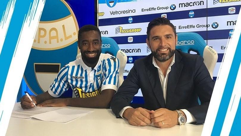 Calciomercato Spal, ufficiale: rinforzo Djourou